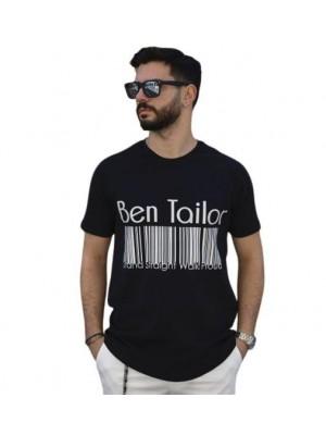 ΑΝΔΡΙΚΟ T-SHIRT BEN TAILOR BENT.0399-BLACK