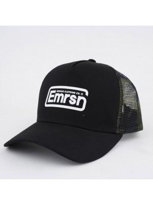 ΚΑΠΕΛΟ EMERSON 202.EU01.70P-BLACK/BLACK/CAMO