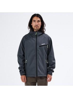 ΑΝΔΡΙΚΟ ΜΠΟΥΦΑΝ EMERSON Soft Shell Jacket with Hood