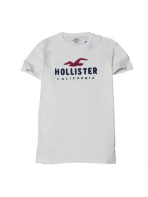 ΑΝΔΡΙΚΟ T-SHIRT HOLLISTER HLT214-WHITE