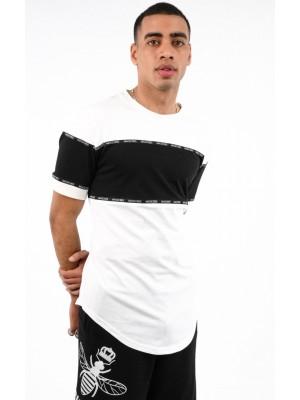 ΑΝΔΡΙΚΟ T-SHIRT MAGIC BEE CLOTHING WB20415_White