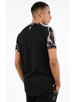 ΑΝΔΡΙΚΟ T-SHIRT MAGIC BEE CLOTHING WB20409_Black
