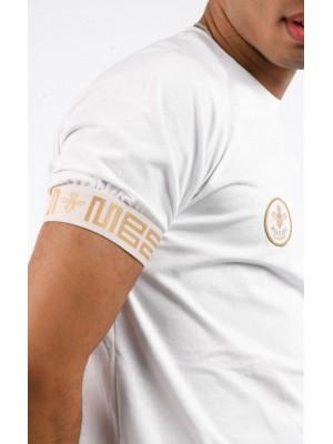 ΑΝΔΡΙΚΟ T-SHIRT MAGIC BEE CLOTHING WB20408_White