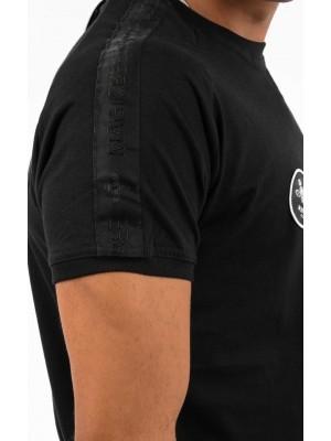 ΑΝΔΡΙΚΟ T-SHIRT MAGIC BEE CLOTHING WB20401_Black