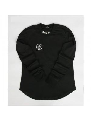 ΑΝΔΡΙΚΗ ΜΠΛΟΥΖΑ MAGIC BEE Long Sleeve Rib Logo