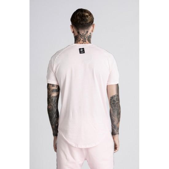 ΑΝΔΡΙΚΟ T-SHIRT MAGIC BEE CLOTHING MB701_Pink