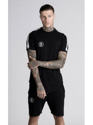 ΑΝΔΡΙΚΟ T-SHIRT MAGIC BEE CLOTHING MB701_Black