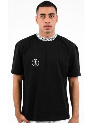 ΑΝΔΡΙΚΟ T-SHIRT MAGIC BEE CLOTHING WB20412_Black