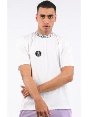 ΑΝΔΡΙΚΟ T-SHIRT MAGIC BEE CLOTHING WB20412_White