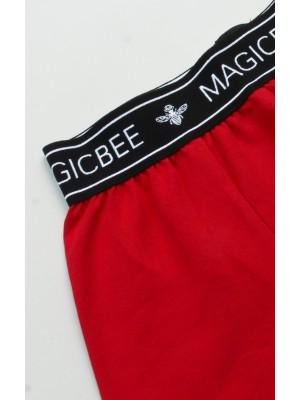 ΑΝΔΡΙΚΟ BOXER MAGIC BEE WB20500_RED