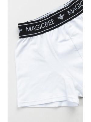 ΑΝΔΡΙΚΟ BOXER MAGIC BEE WB20500_WHITE