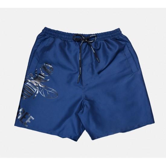 ΑΝΔΡΙΚΟ ΜΑΓΙΟ MAGIC BEE Swim Shorts - Navy Blue