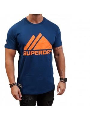 ΑΝΔΡΙΚΟ T-SHIRT SUPERDRY SPORT MOUNTAIN SPORT MONO
