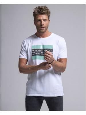 ΑΝΔΡΙΚΟ T-SHIRT VINYL ART CLOTHING 41223-02